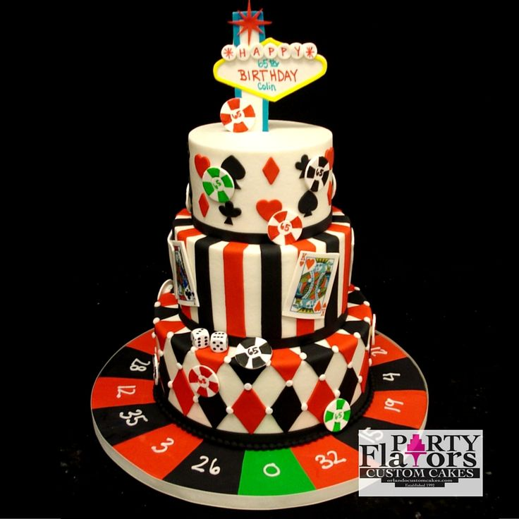 162 Best Images About Birthday Cakes By Party Flavors On