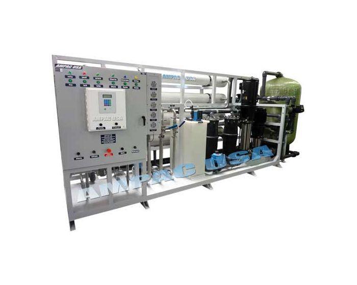 Industrial Reverse Osmosis 80 000 Gpd 12 6m3 Hr Reverse Osmosis Osmosis Reverse Osmosis System