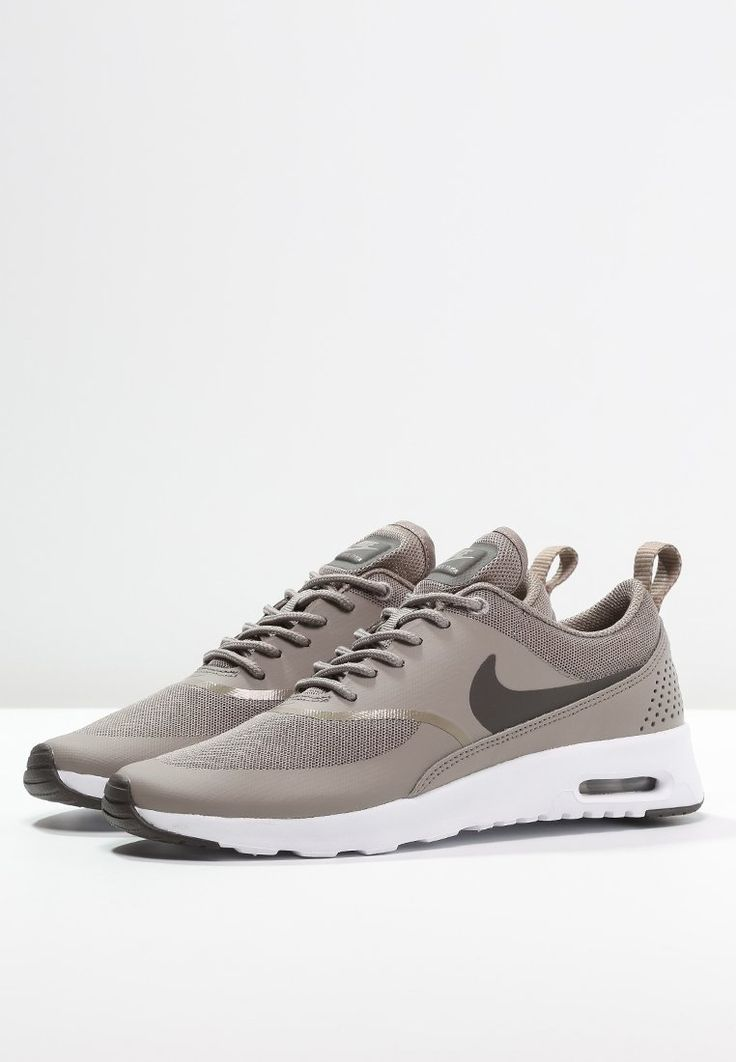 Nike Sportswear AIR MAX THEA - Sneaker - iron/dark storm/white - Zalando.at
