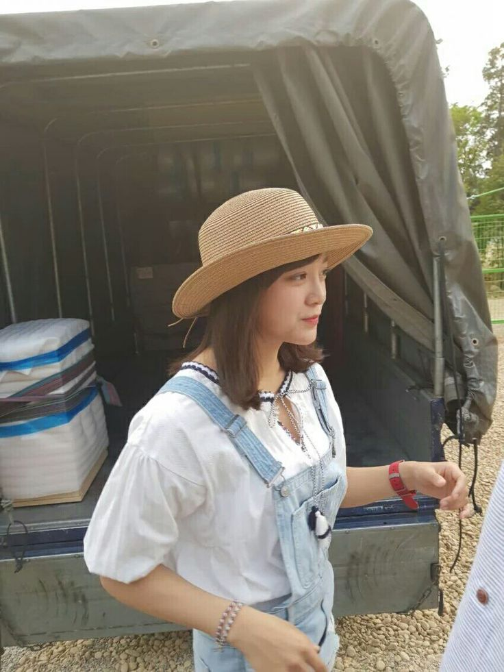 From filming Fitz Super Clear Live #KimSejeong #Gugudan