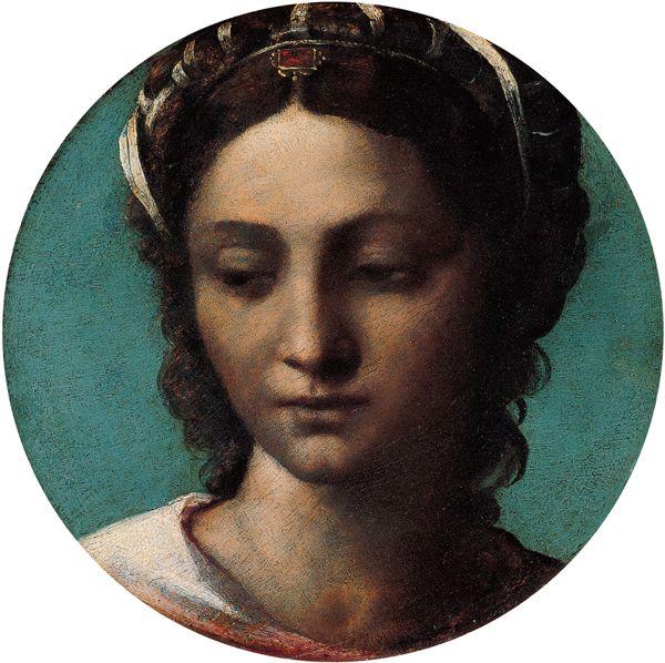 Head of a Woman (early 1530s) - Sebastiano del Piombo