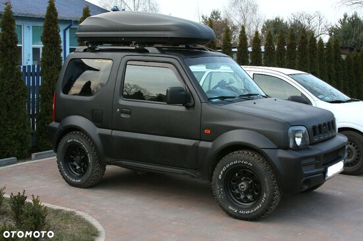 25 best ideas about suzuki jimny on pinterest rear. Black Bedroom Furniture Sets. Home Design Ideas