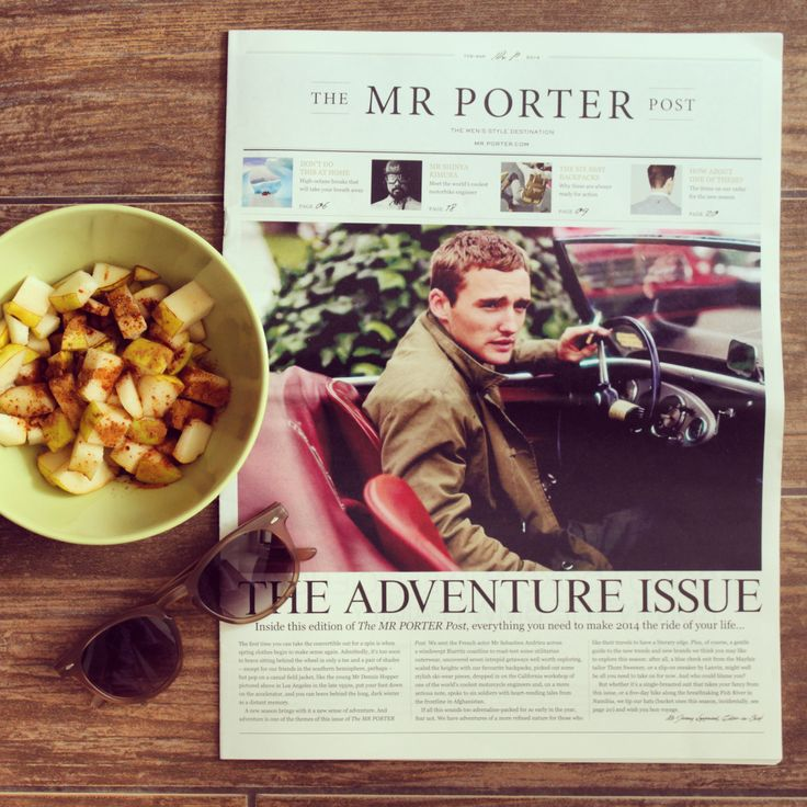 Healthy lunch with our favourite newspaper @mauvert_blog www.mauvert.com