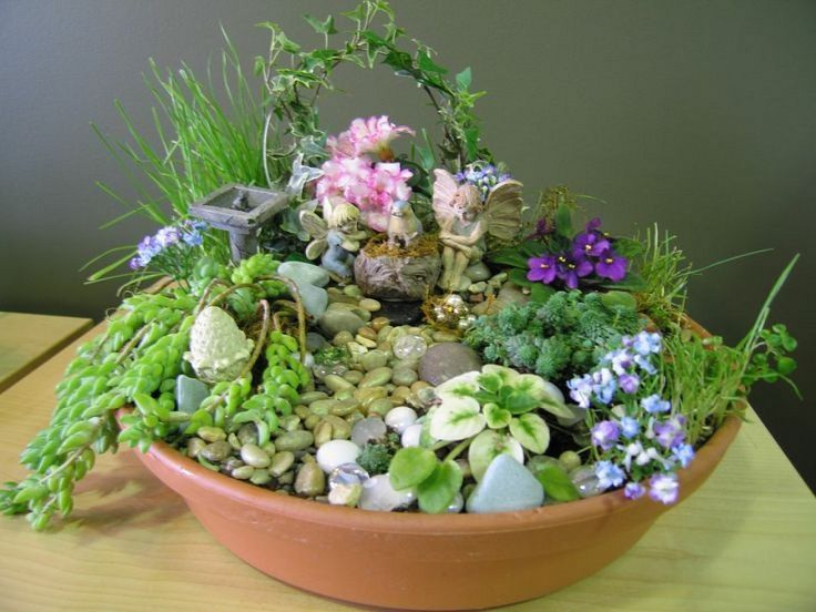 Indoor Fairy Garden Ideas find this pin and more on garden fairies garden ideas 2 Find This Pin And More On Mermaidfairy Garden Ideas