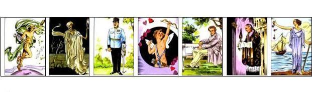 Cigánykártya tanfolyam: Cigánykártya jóslás alapszabályai