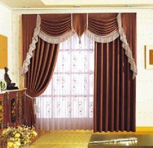 Aprende c mo fabricar cortinas o c mo comprar las for Disenos de salas