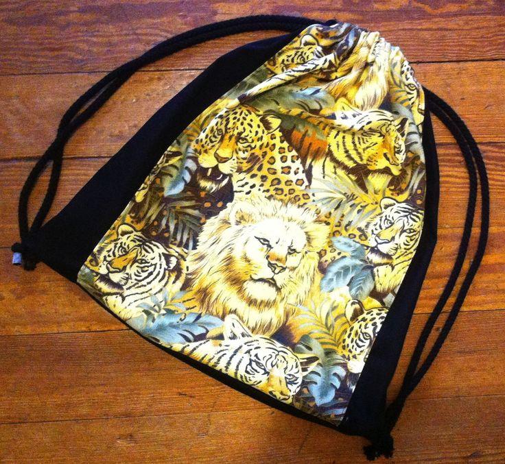 Lions & Leopards Bag
