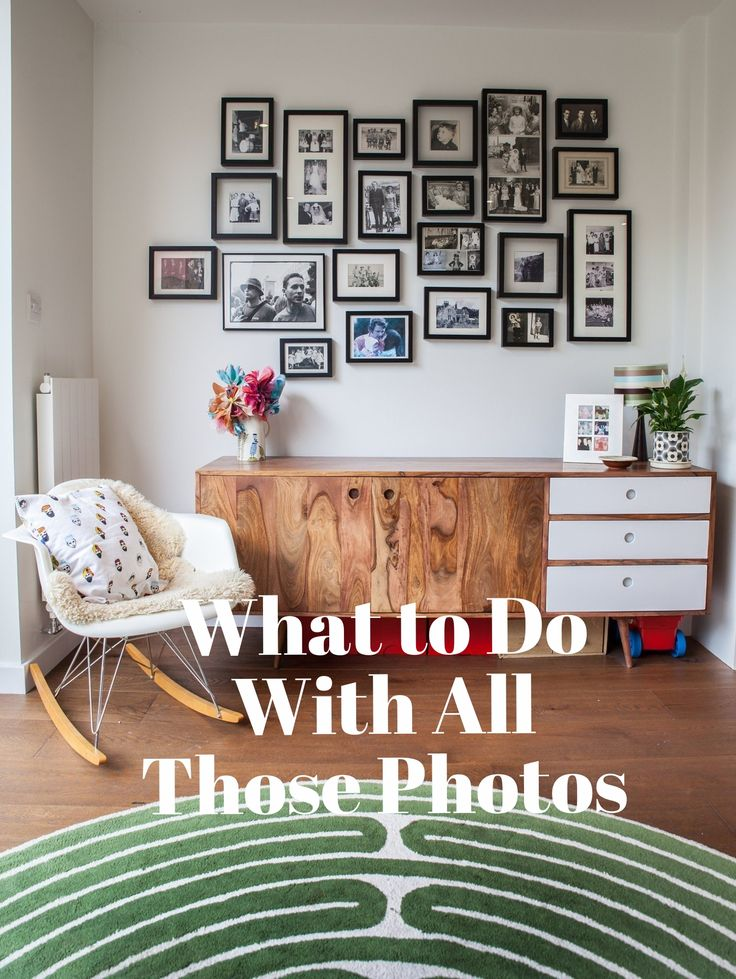 What To Do With All Those Photos You Took Over the Holidays