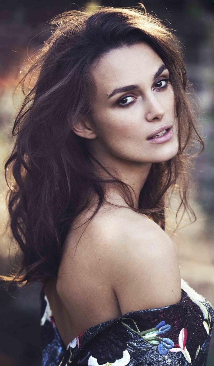 Keira Knightley by David Bellemere                                                                                                                                                                                 More