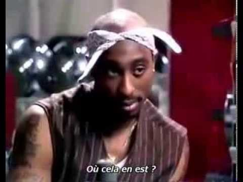 2PAC - Tupac's talking about Death & Illuminati Conspiracy Theory  !!!!