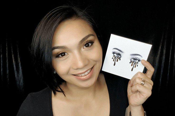 Makeup Tutorials & Makeup Tips : Homecoming Makeup Tutorial For Brown Eyes Using Kyshadow Palette…