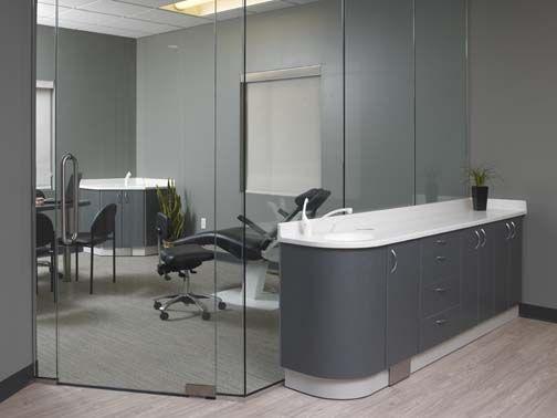 Dental Consultation Room Dental Office Design