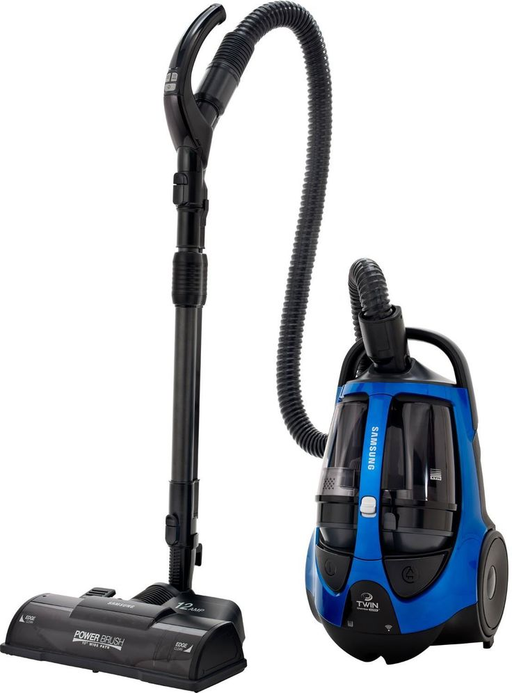 Samsung VCC88P0H1B Canister Vacuum