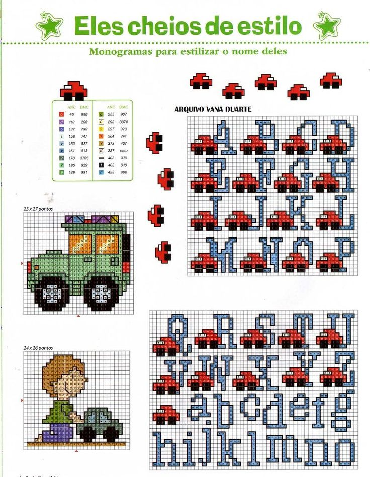412 best images about letras on pinterest stitching for Disenos de literas