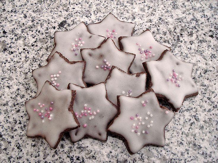 Kakaoplätzchen mit weihnachtlichen Gewürzen 1