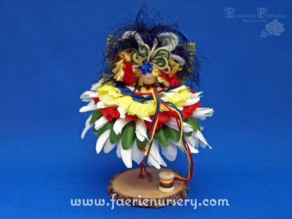 The Northern Faeries  Hudson  OOAK Fairy by FaerieNursery on Etsy, $35.00