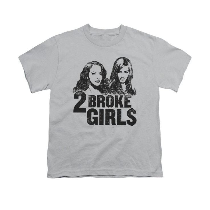 2 Broke Girls - Broke Girls Youth T-Shirt