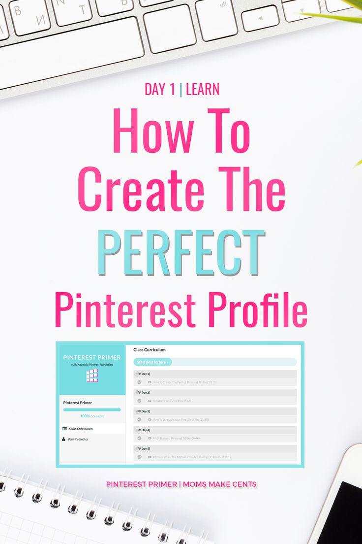 Want to learn how to drive viral traffic to your site? It all starts with your profile! In this free Pinterest course, I'll walk you through all of my secrets I've learned from professionally managing Pinterest accounts. If you want to build your blog traffic, increase your income and make money blogging this is a must have resource! Just enter your email and I'll send you the first lesson!| Pinterest tips | how to use Pinterest | blog traffic tips |