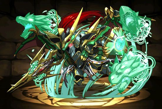 Puzzle and Dragons on Pinterest | Deities, Knights and Chaos Dragon