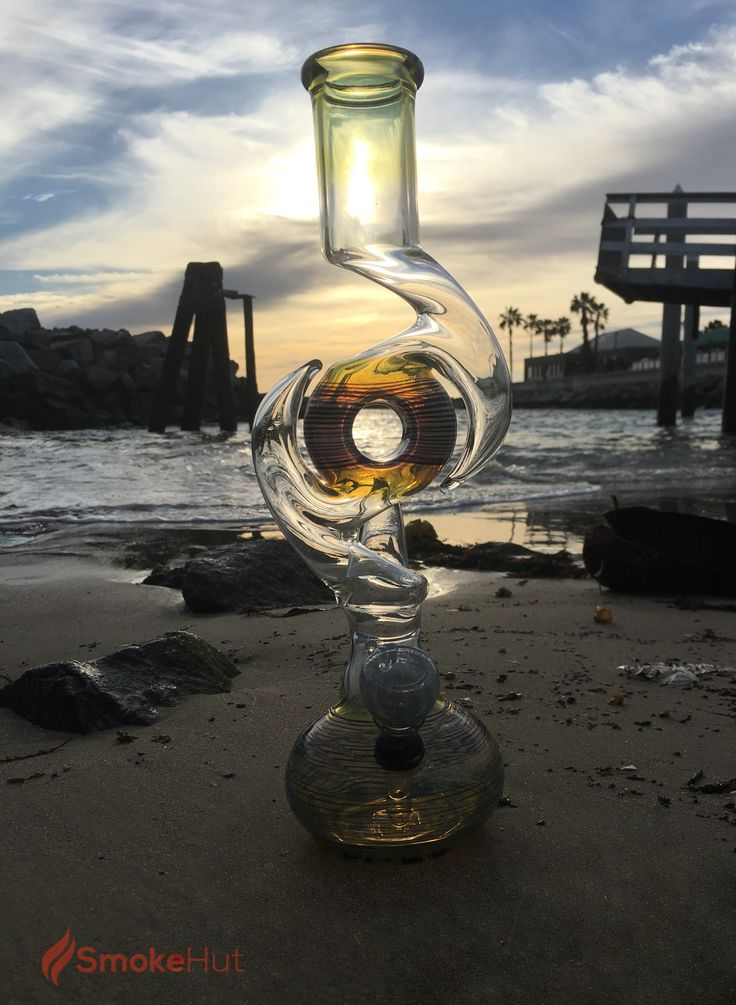 Unique Glass Bong. Cheap glass bongs and pipes. Looking for a unique, trippy, bad ass, crazy, cute, pretty, or girly glass bong, water pipe, bubbler, dab rig, or oil rig? www.smokehut.co #smokehut