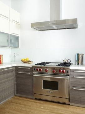 Chelsea Loft - contemporary - kitchen - new york - Chelsea Atelier Architect, PC