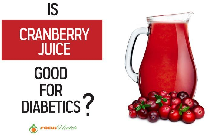 can you take cranberry juice with diabetes