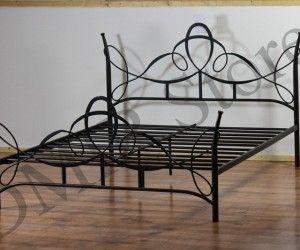 bed frames - Black Metal Bed Frame