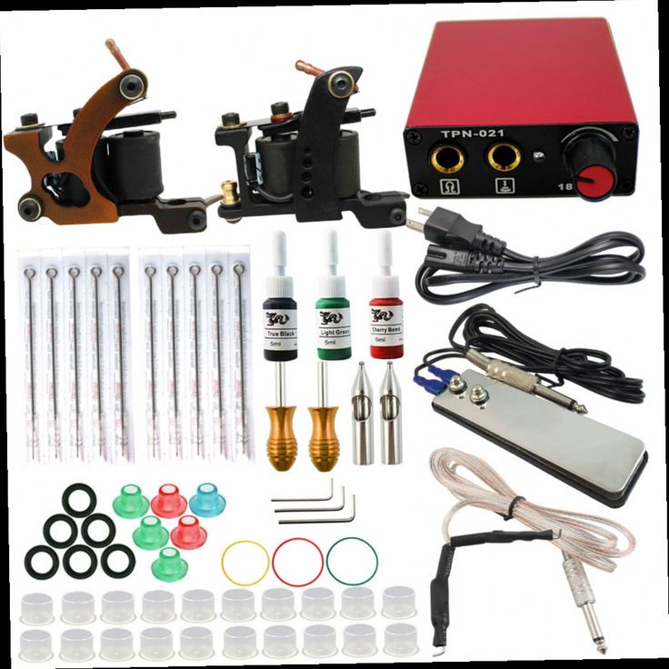 53.74$  Watch here - http://aliqio.worldwells.pw/go.php?t=32736793913 - ITATOO Pens Tattoo Kit Cheap Tattoo Machine Set Kit Tattooing Ink Machine Gun Supplies For Jewelry Weapon Professional TK104011 53.74$