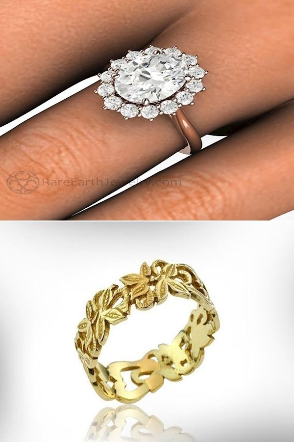 Solitaire Engagement Ring Design Your Own Wedding Ring Wedding Proposal Ring Designer Engagement Rings Wedding Rings Solitaire Engagement Ring