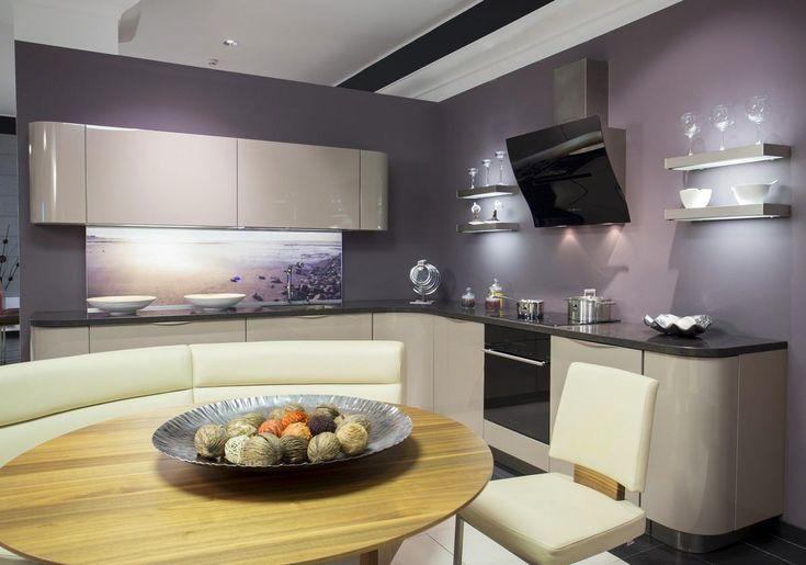 Белая кухня, светлая кухня, цвет кухни, интерьер кухни, белая - nolte küchen katalog 2013