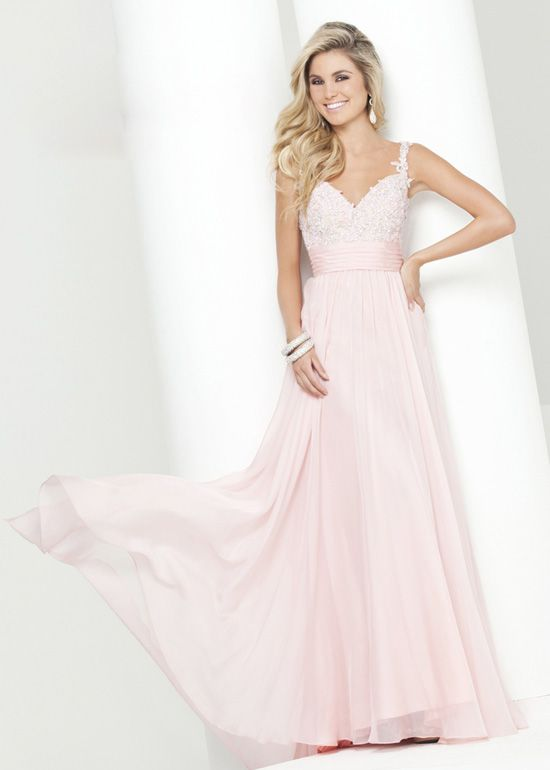 Perfect Light Pink Ball Gown Prom Dresses Crest - Dress Ideas For ...