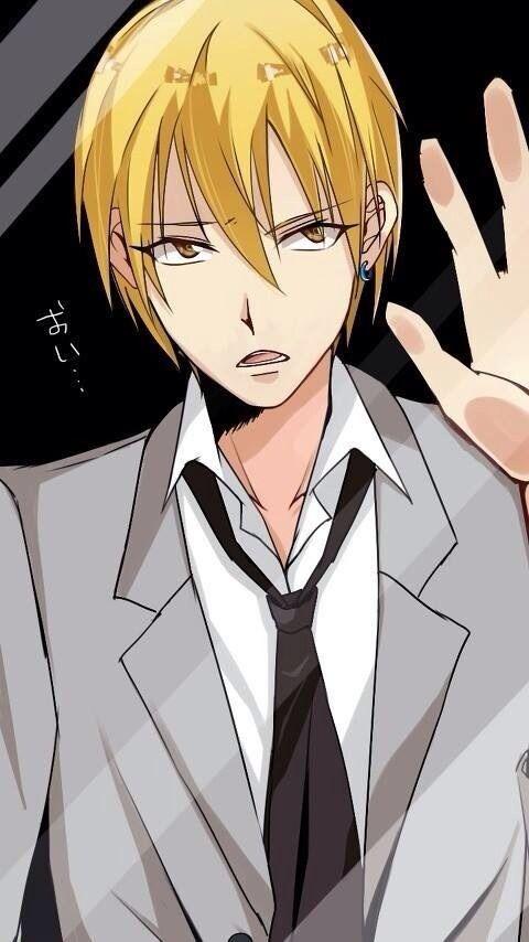 Kise | Kuroko no Basuke... I just got an epic nosebleed...