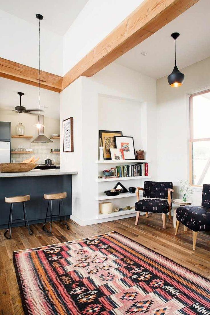 Eine Kleine Wandnische Im Wohnzimmer Praktisch Gestalten