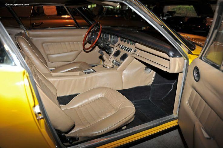 Maserati Ghibli 1973