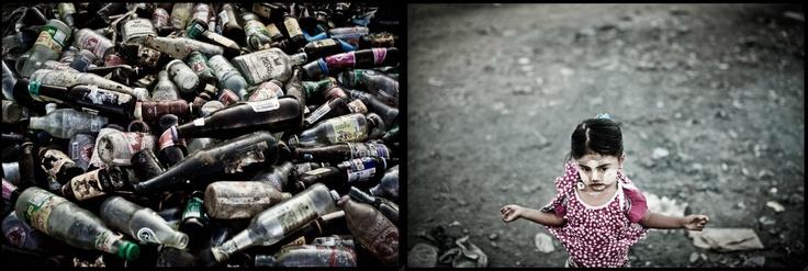 Meeri Koutaniemi - Life on the Rubbish - www.meeri.fi