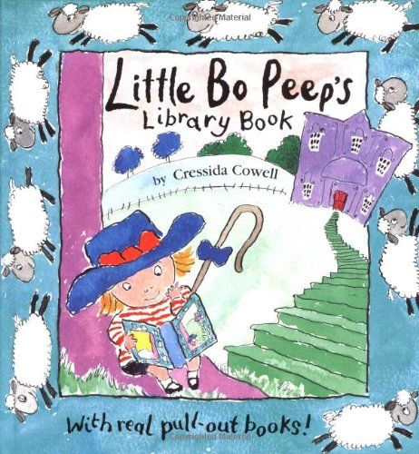 Little Bo Peeps Library Book By Cressida Cowell Smileamazon