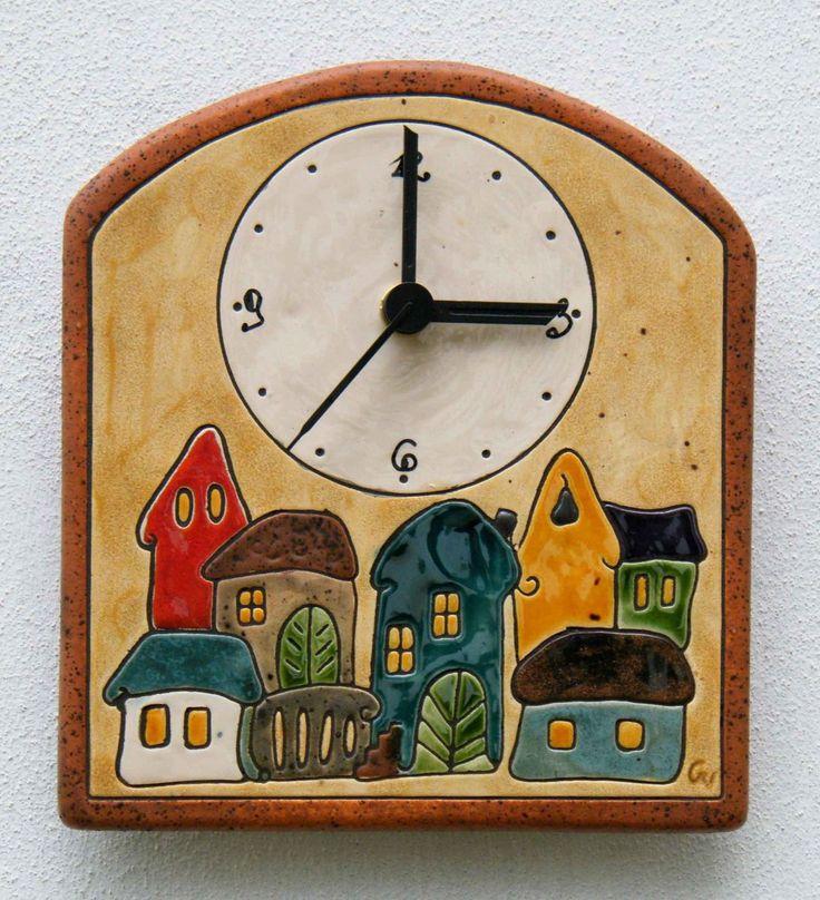 ceramic clocks - Google Search