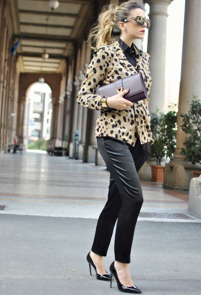 Fashion Trend: 39 Fabulous Divas in Animal Print