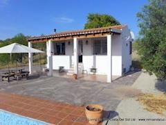 £69k Finca/Country House for Sale in Monda (Ref: 2271750) €99,000 Big enough and enough space for Ros and Van!