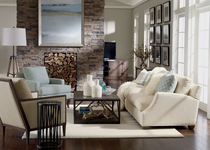 Photos Of Buy Ethan Allen us Lynn Sofa or browse other products in Sofas u Loveseats