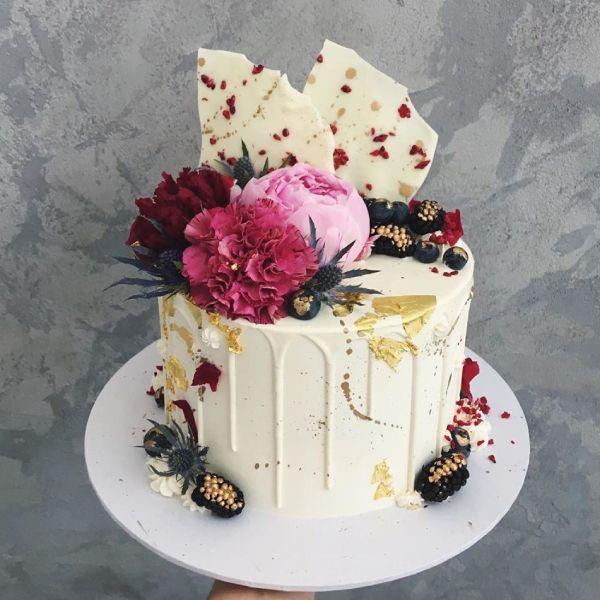 طريقة عجينة السكر كيفية تحضير تورتة بعجينة السكر 2020 In 2020 Food Cake Desserts