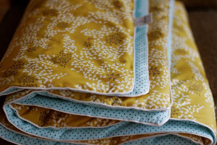 TextilemanufactureBabyComforter/CottonComforter/ArtGalleryFabrics/Size36x48inch/HandmadeQuilt/BabyQuilt/CottonQuilt/CottonBlanket by TEXTILEMANUFACTURE on Etsy