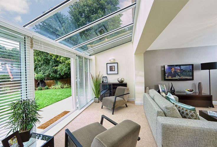 17 best images about front extension on pinterest for Conservatory kitchen extension ideas
