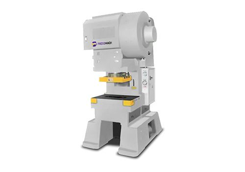 C-Frame Single Cross Crank EPMC-25SHS  source:http://www.pressmach.eu/en/product-details/1/242/Mechanical%20Presses/Single%20Crank/C-Frame%20Single%20Cross%20Crank%20-%20Single%20Point%20Press/super%20high%20speed/25 #steel #welded #frame #highrigidity #strong #cast #iron #pneumatic #clutchbrake #lownoise #longservicelife #brakingangle #reliable #safe #flexibleaction #press #presses #cnc