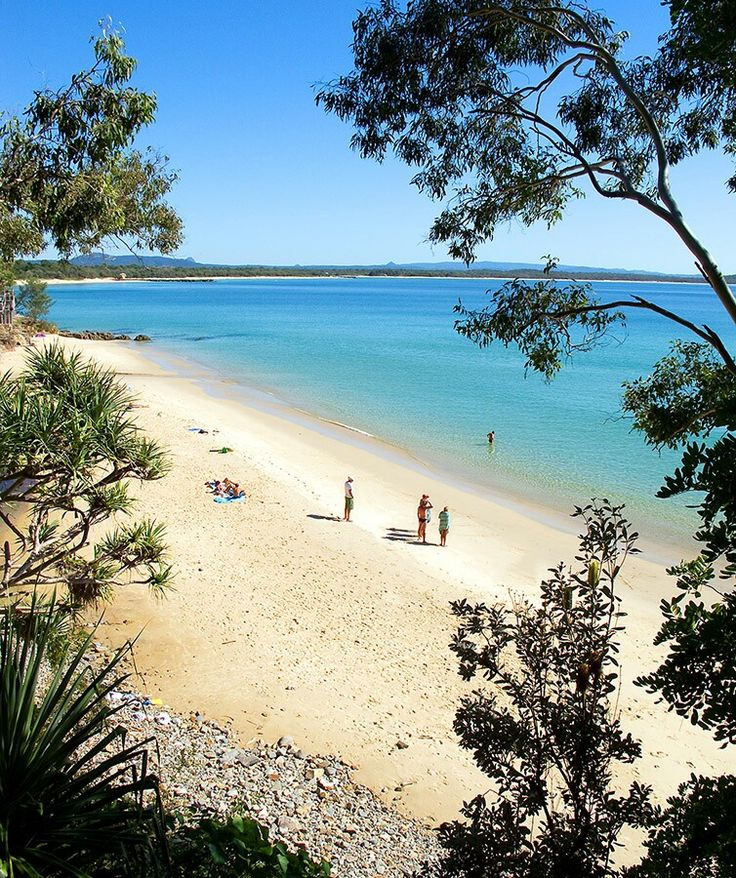 Little Cove, Noosa Australia