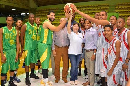 Exitoso inicio del Baloncesto Universitario CNDU 2014-2015 | NOTICIAS AL TIEMPO