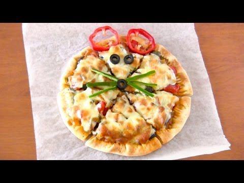 Ratatouille Pizza (Recipe) ラタトゥイユ ピザ (レシピ)