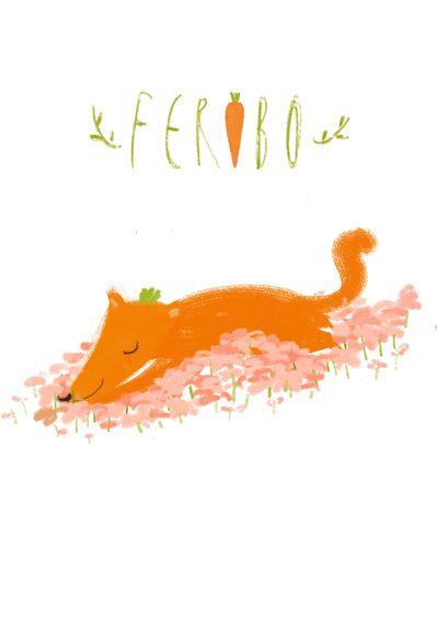 Gif animation // Feribo, by Oamul