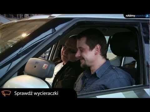 Skoda Fabia - Egzamin - Przygotowanie do jazdy - YouTube
