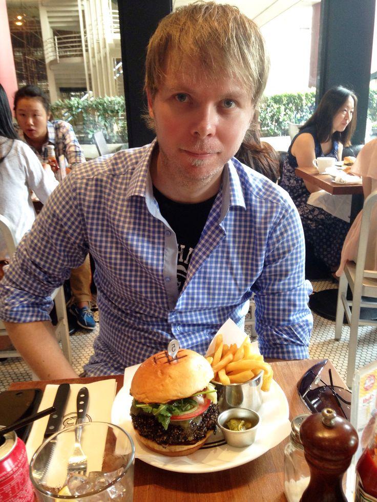 Shanghai's beste burger!